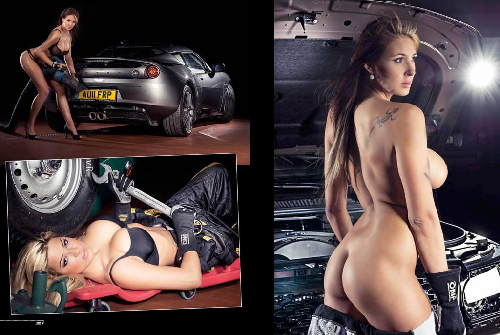 Editoriál pre Playboy